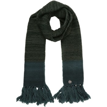 Clothes accessories Women Scarves / Slings Regatta Women's Frosty IV Knitted Fringe Hem Scarf Green