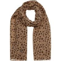 Clothes accessories Women Scarves / Slings Regatta Peggie III Printed Scarf Navy Floral Natural Natural