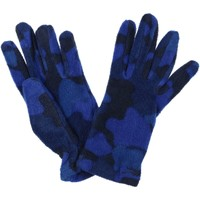 Clothes accessories Children Gloves Regatta Kids' Fallon Printed Gloves Blue