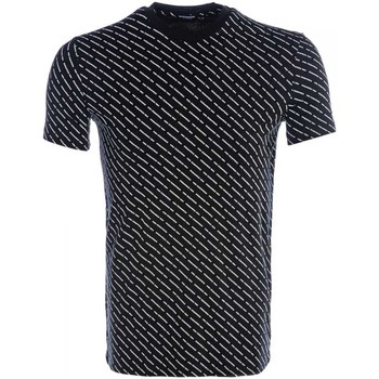 Clothing Men Short-sleeved t-shirts Dsquared D9M202700_018black black