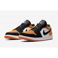 Shoes Low top trainers Nike Air Jordan 1 Low Shattered Backboard White/Black-Starfish