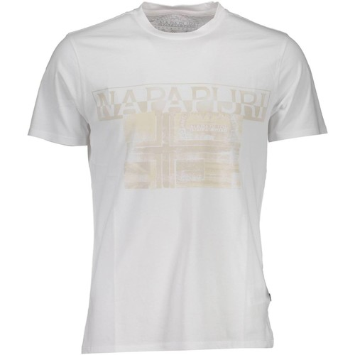 Clothing Men Short-sleeved t-shirts Napapijri