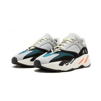 Shoes Low top trainers Nike Yeezy Boost 700 Wave Runner Og Multi Solid Grey/Chalk White/Core Black