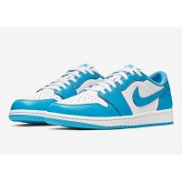 Shoes Low top trainers Nike Air Jordan 1 Low x SB UNC Dark Powder Blue/Dark Powder Blue-White