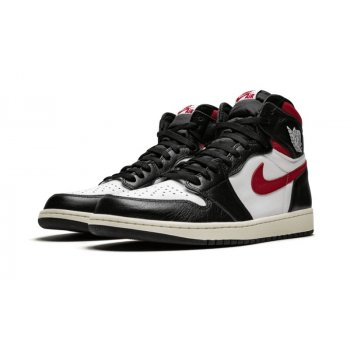 Shoes Hi top trainers Nike Air Jordan 1 High Gym Red Black/White-Sail-Gym Red