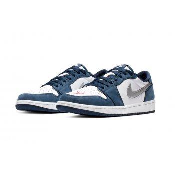 Shoes Low top trainers Nike Air Jordan 1 Low