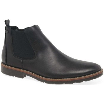 Shoes Women Mid boots Rieker Nobel Mens Chelsea Boots black