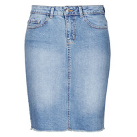 Clothing Women Skirts Only ONLELIZA Blue