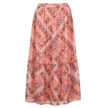 Clothing Women Skirts Only ONLNEW DIANA MASJA SKIRT WVN Pink