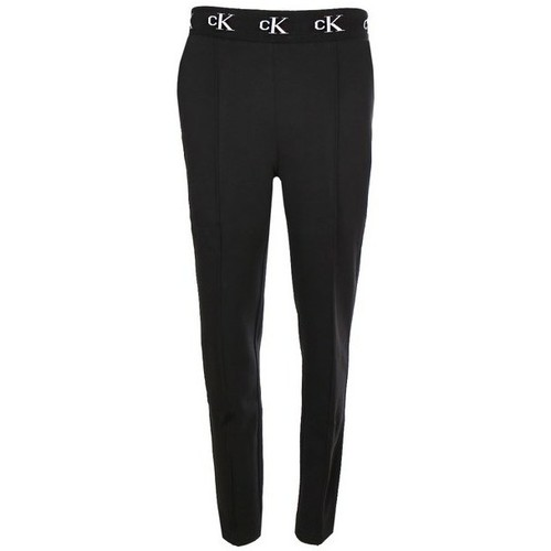 Clothing Women Trousers Calvin Klein Jeans J20J214908BEH Black