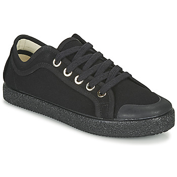 Shoes Women Low top trainers Dream in Green OBRINDILLE Black