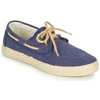Shoes Men Low top trainers Dream in Green ONATU Blue