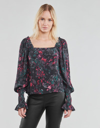 Clothing Women Tops / Blouses Vero Moda VMJACKIE Marine / Red