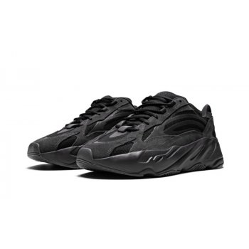 Shoes Low top trainers adidas Originals Yeezy 700 V2 Vanta  Vanta/Vanta/Vanta