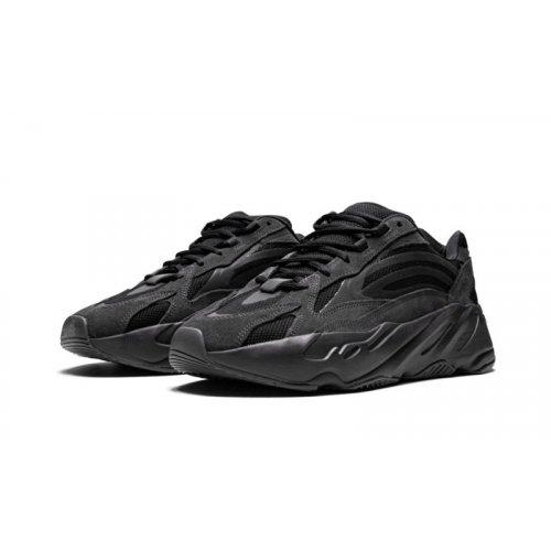 Shoes Low top trainers adidas Originals Yeezy 700 V2 Vanta  Vanta/Vanta/Vanta