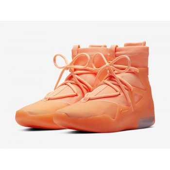 Shoes Low top trainers Nike Air Fear Of God 1 Orange pulse  Orange Pulse/Orange Pulse-Orange Pulse