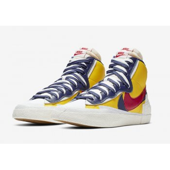 Shoes Low top trainers Nike Blazer Mid x Sacai