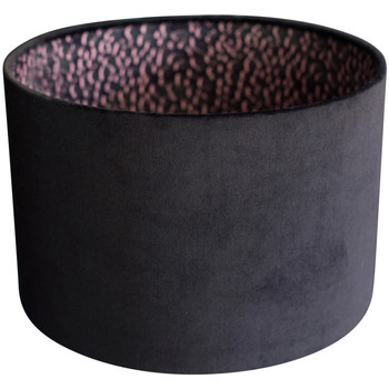 Home Lampshades and lamp bases Rebecca J Mills Designs Gone Missing lampshade diameter 35x23 Black