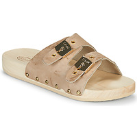 Shoes Women Mules Scholl PESCURA 2 STRAPS Brown