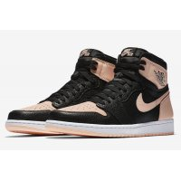 Shoes Hi top trainers Nike Air Jordan 1 High Crimson Tint Black / Crimson Tint – Hyper Pink – White