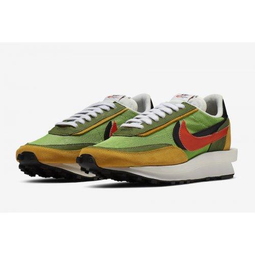 Shoes Low top trainers Nike LDWaffle x Sacai