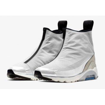 Shoes Hi top trainers Nike Air Max 180 High x Ambush White White/White-Pale Grey-Light Bone