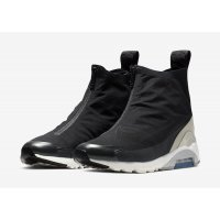 Shoes Hi top trainers Nike Air Max 180 High x Ambush Black Black/Black-White