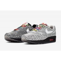 Shoes Low top trainers Nike Air Max 1 Tokyo Maze White/Black-Multi-Color