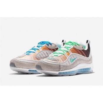 Shoes Low top trainers Nike Air Max 98 La Mezcla Multicolor/Multicolor