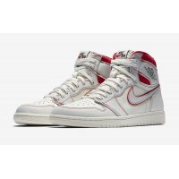 Shoes Hi top trainers Nike Air Jordan 1 Phantom Sail/Black-Phantom-University Red