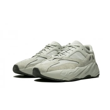 Shoes Low top trainers adidas Originals Yeezy 700 V2 Salt  Salt/Salt/Salt