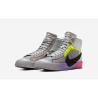 Shoes Low top trainers Nike Blazer Mid x Off White