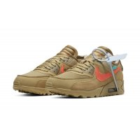 Shoes Low top trainers Nike Air Max 90 x Off White