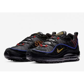 Shoes Low top trainers Nike Air Max 98