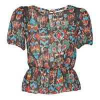 Clothing Women Tops / Blouses Naf Naf MELIS C1 Marine