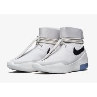 Shoes Hi top trainers Nike Air Fear Of God SA Light Bone Light Bone/Black