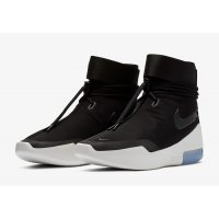 Shoes Hi top trainers Nike Air Fear Of God SA Black Black/Black