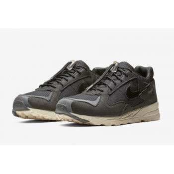 Shoes Low top trainers Nike Air Skylon II x Fear Of God Black Black/Sail/Fossil