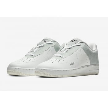 Shoes Low top trainers Nike Air Force 1 Low x A Cold Wall White White / Light Grey – Black