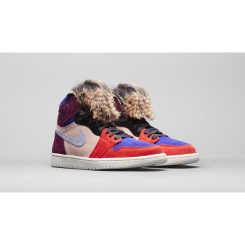 Shoes Hi top trainers Nike Air Jordan 1 High x Aleali May
