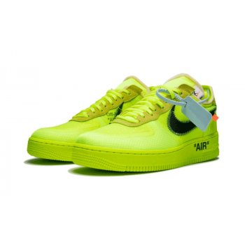 Shoes Low top trainers Nike Air Force 1 Low x Off White