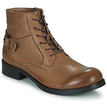 Shoes Men Mid boots Kdopa COSTARICA Brown