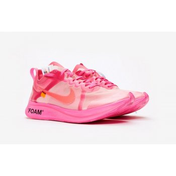 Shoes Low top trainers Nike Zoom Fly SP x Off White