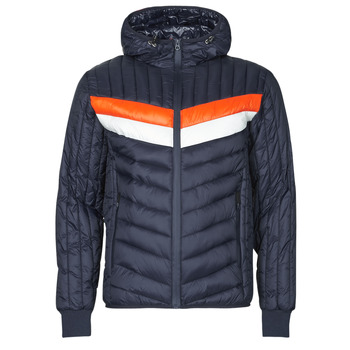 Clothing Men Duffel coats Schott ALASKA Marine / Orange