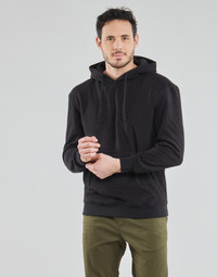 Clothing Men Jumpers Schott PLHOOD20 Black
