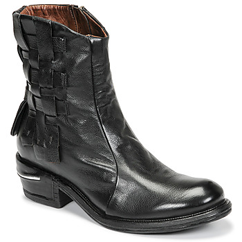 Shoes Women Mid boots Airstep / A.S.98 IGNIX Black