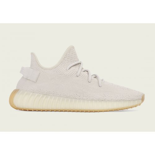 Shoes Low top trainers adidas Originals Yeezy Boost 350 V2 Sesame Sesame / Sesame / Sesame