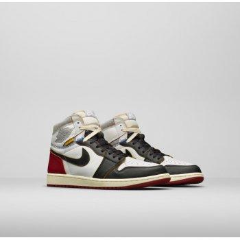 Shoes Hi top trainers Nike Air Jordan 1 High x LA Union