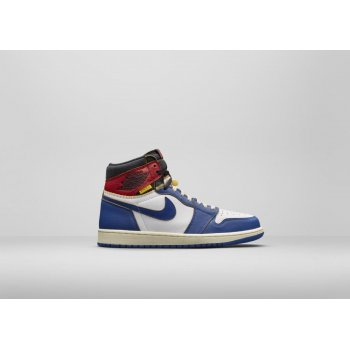 Shoes Hi top trainers Nike Air Jordan 1 High x LA Union