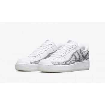 Shoes Low top trainers Nike Air Force 1 Low Skeleton